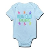 Million $ Infant Bodysuit