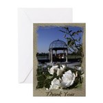 Outdoor Jazz Thank You Card