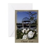 Outdoor Jazz Thank You Cards (Pk of 20)