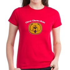 Chow Chows Rule Tee