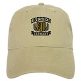 Dresden Germany Baseball Cap