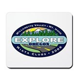 Explore Oregon Mousepad