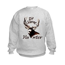 Big game hunter Sweatshirt