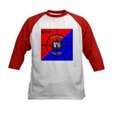 Red VS Blue Tee