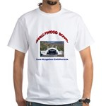 Hollywood Bowl White T-Shirt