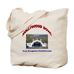 Hollywood Bowl Tote Bag
