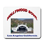 Hollywood Bowl Mousepad