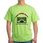 Hollywood Bowl Green T-Shirt