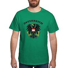 Osterreich Austria T-Shirt