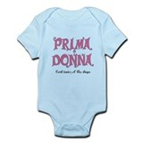 Prima Donna - First Baby Infant Bodysuit