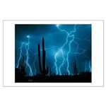 Sonoran Storm Large Poster