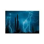 Sonoran Storm Rectangle Magnet (100 pack)