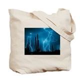 Sonoran Storm Tote Bag