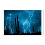Sonoran Storm Sticker (Rectangle 50 pk)