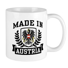 Made in Austria Coffee Mug