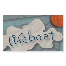 Cute The lifeboat Decal