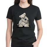 Curious Wheaten Terrier Tee