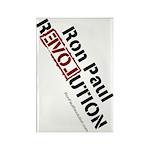 Ron Paul Rectangle Magnet