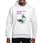 Shaking Berliner Hooded Sweatshirt