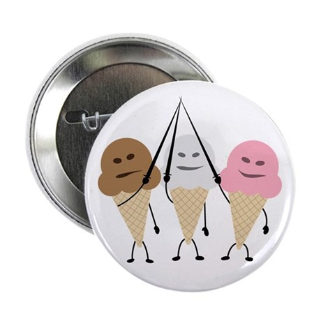 "Neapolitan Musketeers 2.25"" Button"