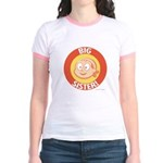 Big Sister Jr. Ringer T-Shirt