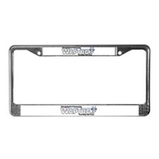 Users group License Plate Frame
