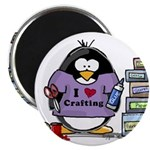 I love crafting penguin 2.25