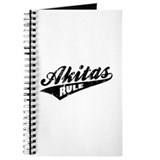 Akitas Rule Journal