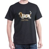 Life is better with a Basset Hound T-Shirt