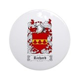 Richard Ornament (Round)
