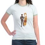 Mad Men Salvatore Jr. Ringer T-Shirt