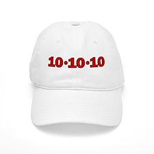 Oct 10 2010 Baseball Cap