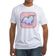 Distressed Unicorn Shirt