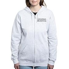 GH Stacked Women's Zip Hoodie
