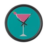 Margarita Large Wall Clock