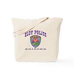 Eloy Police Tote Bag