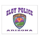 Eloy Police Small Poster