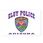 Eloy Police Postcards (Package of 8)
