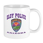 Eloy Police Mug