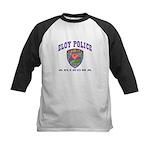 Eloy Police Kids Baseball Jersey
