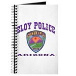 Eloy Police Journal