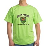 Eloy Police Green T-Shirt