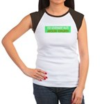 Stop Government Waste Women's Cap Sleeve T-Shirt