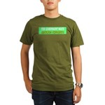 Stop Government Waste Organic Men's T-Shirt (dark)