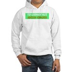 Stop Government Waste Hooded Sweatshirt
