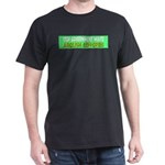 Stop Government Waste Dark T-Shirt
