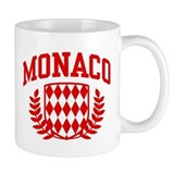Monaco Coffee Mug