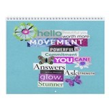 Vision Art Designs II Wall Calendar