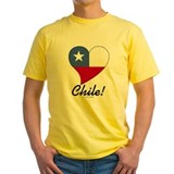 Heart Chile (World) T