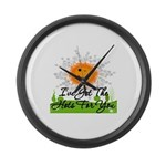 Hots For You Large Wall Clock
